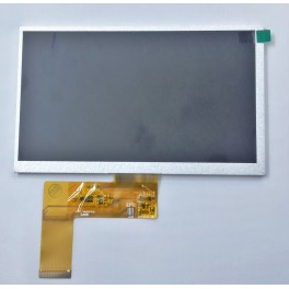 "LCD 7 inch 800x480 BLAUPUNKT TravelPilot 73 CE / EU LMU diagonala 7"""