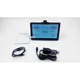"GPS 7"" Navo 7010HD TMC TRUCK 810Mhz"