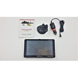 "GPS 7"" Navo 7047HD DVR BT-AVIN Wifi, Camera"