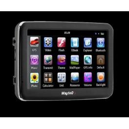 Service GPS WayteQ x980BT