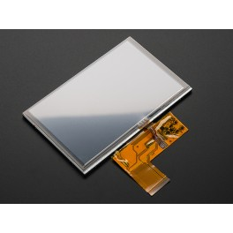 LCD 5 inch 800x480 Serioux Urban Pilot UPQ500